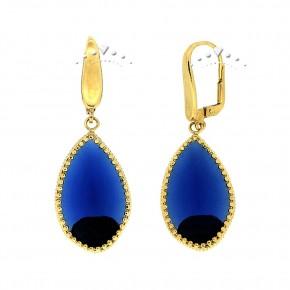 Σκουλαρίκια Gabriela Rigamonti Moresque