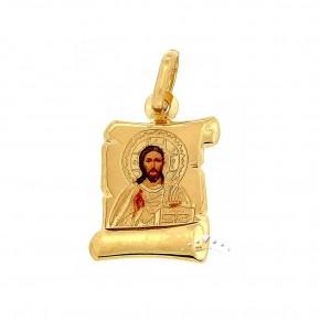 Μενταγιόν πάπυρος με τον Χριστό Κ9