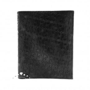 Δερμάτινο πορτοφόλι Gianfranco Ferre, χρώματος μαύρου. Κωδικός 18351.