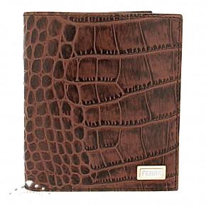 Δερμάτινο πορτοφόλι, καφέ ανοιχτό, Gianfranco Ferre κωδ. 18287