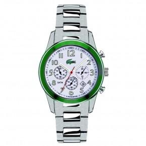 Lacoste πράσινο χρονόμετρο