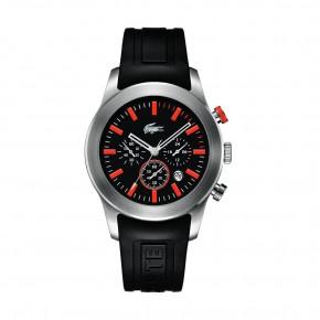 Ρολόι Lacoste χρονόμετρο με καουτσούκ