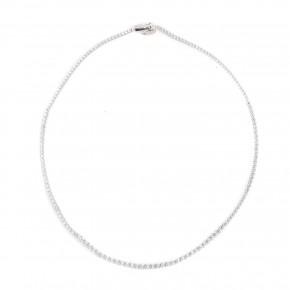 Κολιέ ριβιέρα-tennis necklace