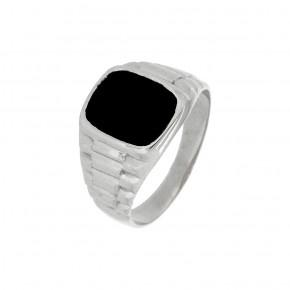 Ανδρικό δαχτυλίδι με όνυχα