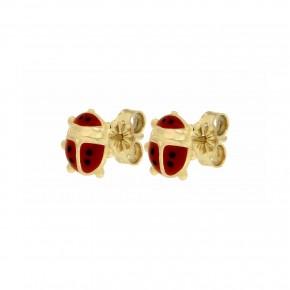 Σκουλαρίκια πασχαλίτσες