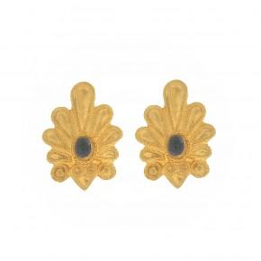 Βυζαντινά καρφωτά σκουλαρίκια