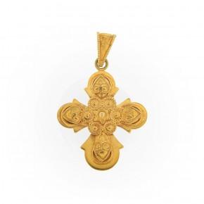 Βυζαντινός σταυρός περίτεχνος