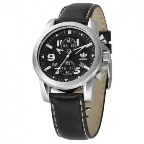 Ρολόι Adidas χρονόμετρο με μαύρο λουρί