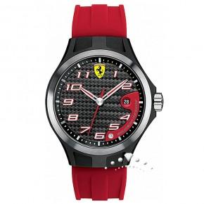 Ρολόι Ferrari με λουρί από καουτσούκ