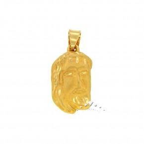 Κεφαλή Χριστού χρυσή Small