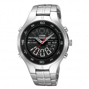 Ρολόι Lorus με παγκόσμια ώρα