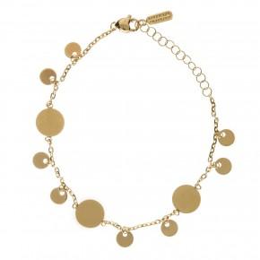 Βραχιόλι Gabriela Rigamonti Gold Life Circles