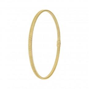 Βραχιόλι flexible χρυσό