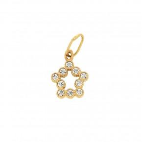 Κρεμαστό αστεράκι χρυσό-cloned-19-04-21-13-35