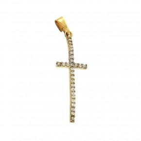 Σταυρός με πέτρες 48434