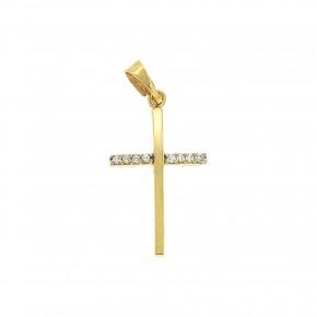 Σταυρός με πέτρες 48467