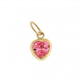 Καρδούλα ροζ
