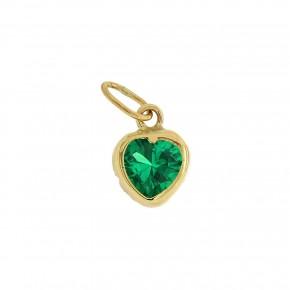 Καρδούλα πράσινη