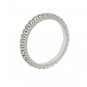 Δαχτυλίδι ολόβερο με διαμάντια