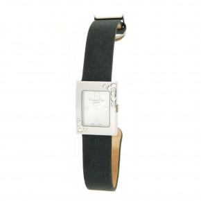 Ρολόι Christian Dior Malice, με διαμάντια και λουρί