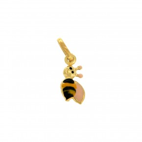 Παιδικό κρεμαστό χρυσή μέλισσα