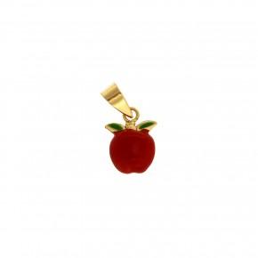 Παιδικό κρεμαστό χρυσό μήλο